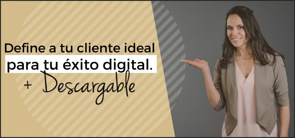 cliente ideal emprendimiento digital